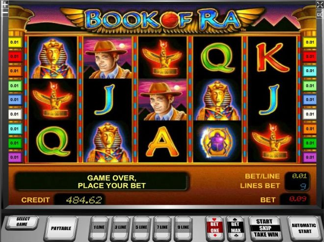 casino online book of ra buch des ra